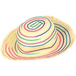 O'rageous™ Girls' Neon Fringe Sun Hat