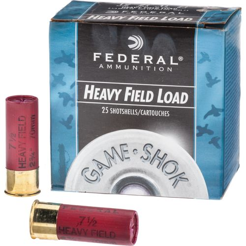 Federal Premium® Game-Shok® 12 Gauge 7.5 Shotshells