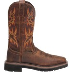 Justin Women's Stampede Rugged Cowhide Steel Toe Western Work Boots - view number 1