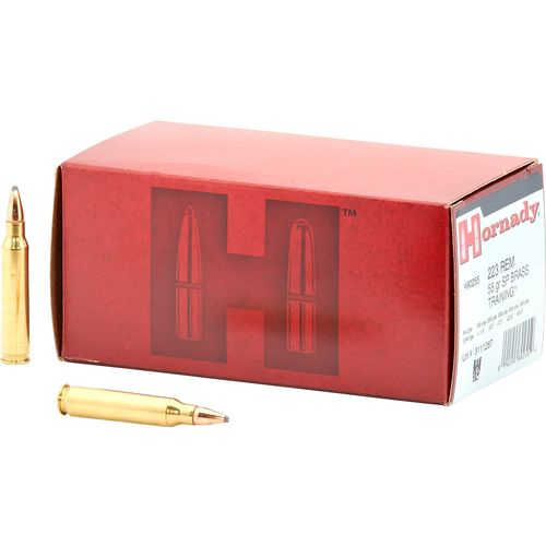 Hornady FMJ .223 Remington 55-Grain Ammunition