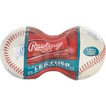 Rawlings® Dizzy Dean League Competition Baseballs 2-Pack
