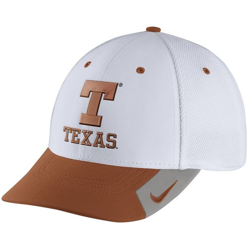 Nike Adults  University of Texas Conference Legacy 91 Swoosh Flex Cap
