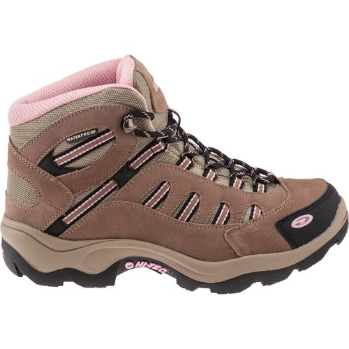 Hi-Tec Women s Bandera Waterproof Mid Hiking Boots