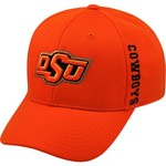 Top of the World Adults' Oklahoma State University Booster Cap