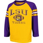 Colosseum Athletics Toddlers' Louisiana State University Skate Long Sleeve T-shirt