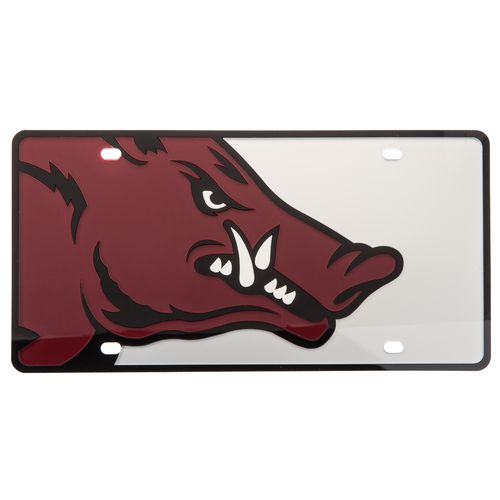 Stockdale University of Arkansas License Plate