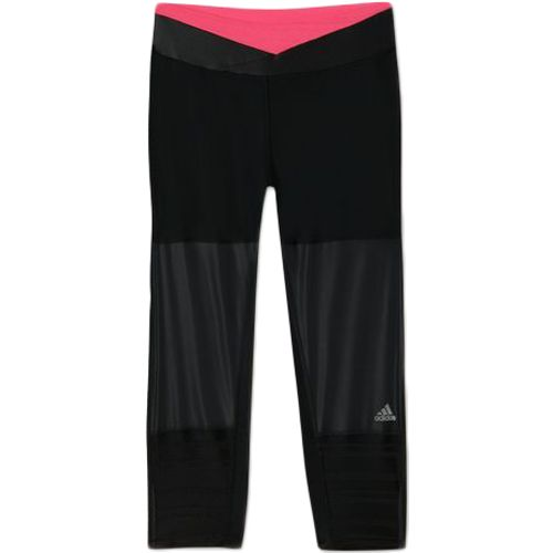 adidas Women s AKTIV Pink Ribbon Three Quarter Tight