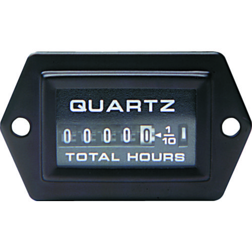 SeaStar Solutions Universal Rectangular Hourmeter