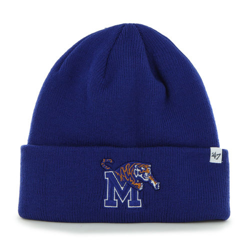 '47 Men's University of Memphis Raised Cuff Knit Cap