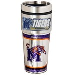 Great American Products University of Memphis 16 oz. Travel Tumbler