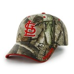 '47 Men's St. Louis Cardinals Realtree Frost MVP Cap
