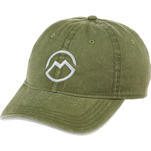 Magellan Outdoors Men's Solid Twill Cap