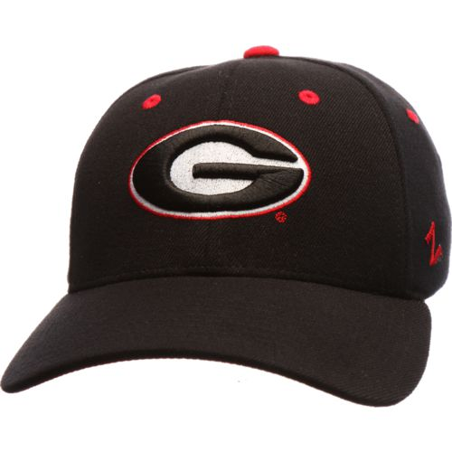 Zephyr Men's University of Georgia ZH Zwool Stretch Fit Cap