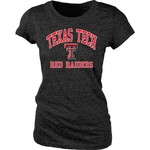 Blue 84 Juniors' Texas Tech University Triblend T-shirt