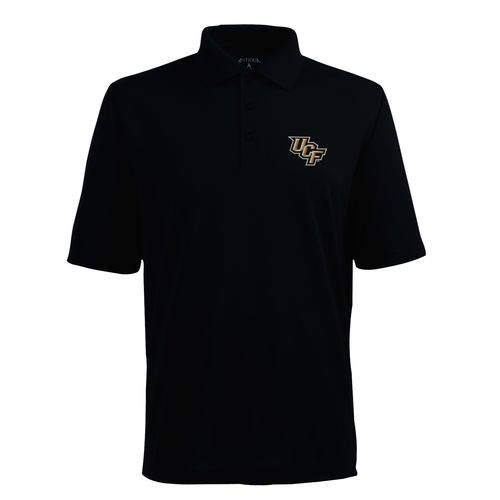 Antigua Men's University of Central Florida Piqué Xtra-Lite Polo Shirt