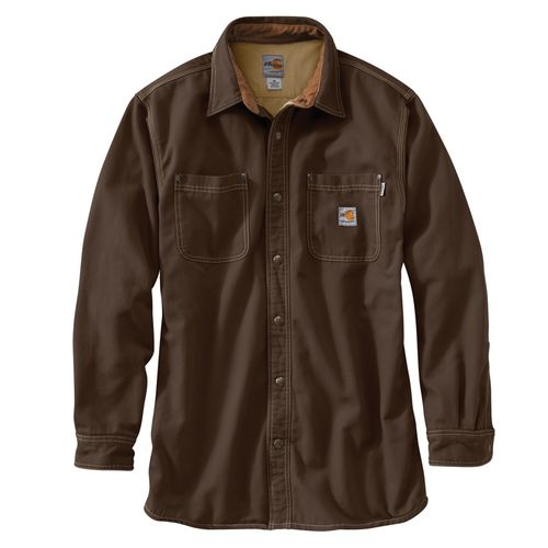 Display product reviews for Carhartt Men's Flame Resistant Canvas Shirt Jac