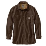 Carhartt Men's Flame Resistant Canvas Shirt Jac