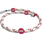 GameWear University of Louisiana at Lafayette Classic Frozen Rope Baseball Necklace