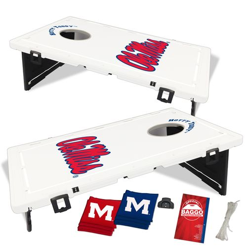 BAGGO® University of Mississippi Beanbag Toss Game - view number 1