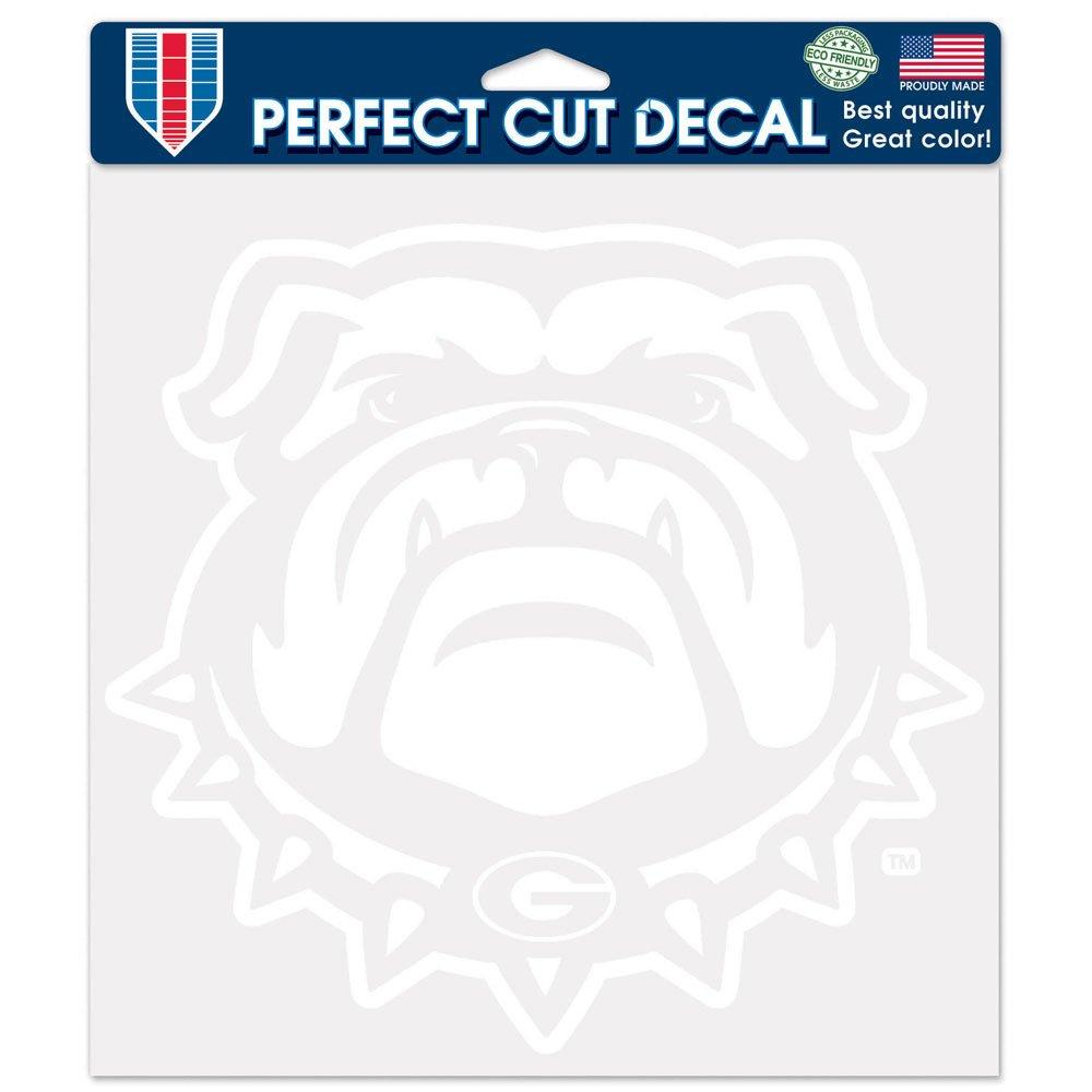 WinCraft University of Georgia Perfect Cut Decal