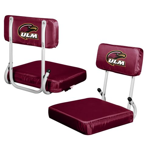 Logo™ University of Louisiana at Monroe Hardback Seat