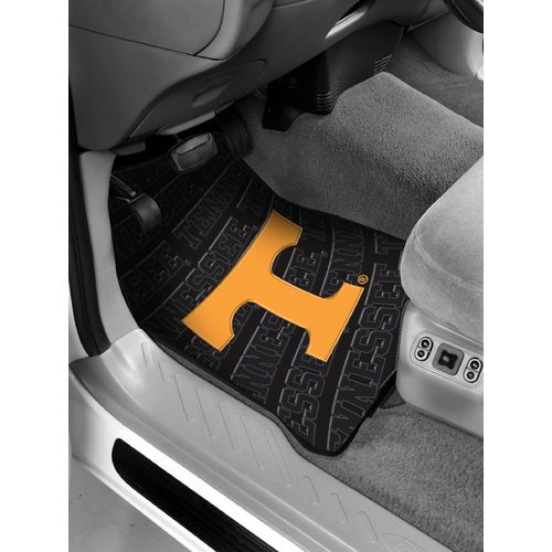 The Northwest Company University of Tennessee Car Floor Mats 2-Pack
