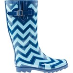 Austin Trading Co.™ Women's Chevron Rubber Boots