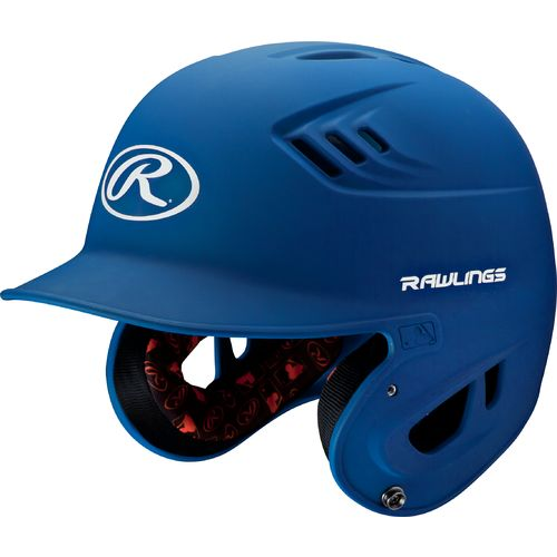 Rawlings Juniors' R16 Matte Finished Batting Helmet