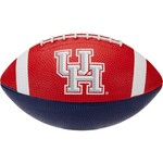 Rawlings University of Houston Hail Mary Youth-Size Rubber Football - view number 1