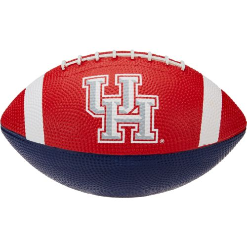 Rawlings® University of Houston Hail Mary Youth-Size Rubber Football