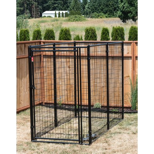 Lucky Dog Welded Wire Modular Kennel Kit