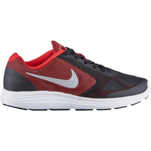 Nike Boys' Revolution 3 GS Running Shoes - view number ...