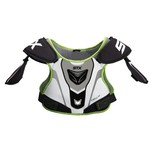 STX Boys' Cell 100 Lacrosse Shoulder Pads - view number 1