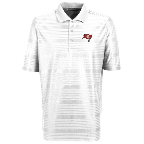 Antigua Men's Tampa Bay Buccaneers Illusion Polo Shirt