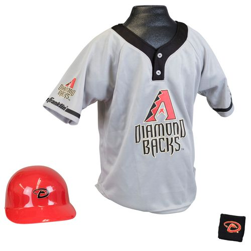 Franklin Kids' Arizona Diamondbacks Uniform Set