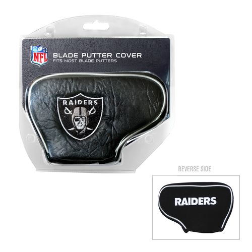 Team Golf Oakland Raiders Blade Putter Cover