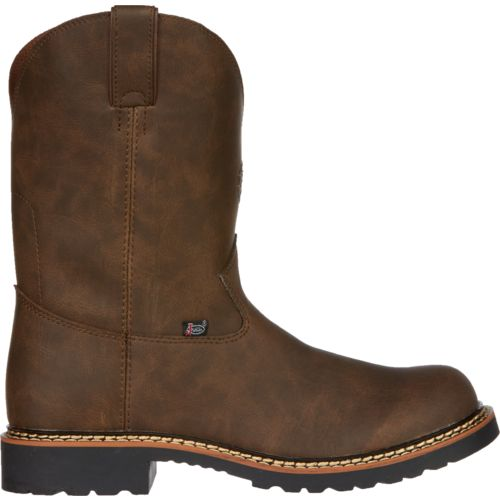 Justin Kids' Bay Gaucho Cowhide Western Boots - view number 1