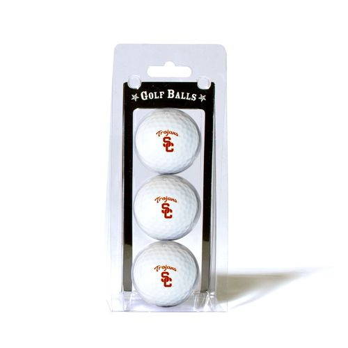 Team Golf University of Southern California Golf Balls 3-Pack - view number 1