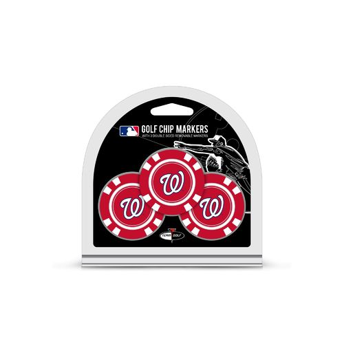 Team Golf Washington Nationals Poker Chip and Golf