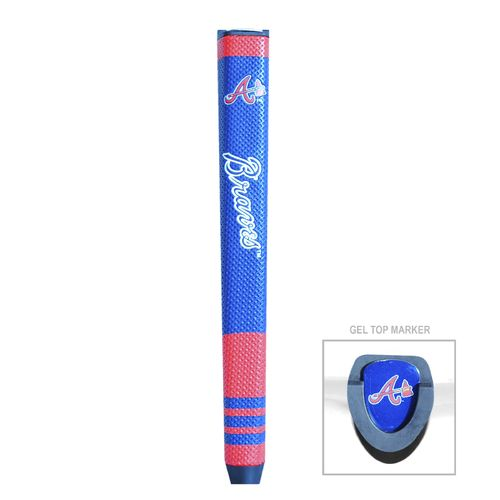 Team Golf Atlanta Braves Putter Grip - view number 1