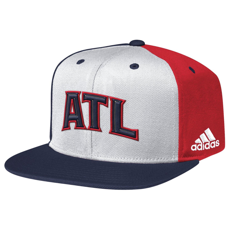 adidas™ Men's Atlanta Hawks Snapback Cap
