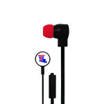 Mizco Louisiana Tech University Big Logo Earbuds