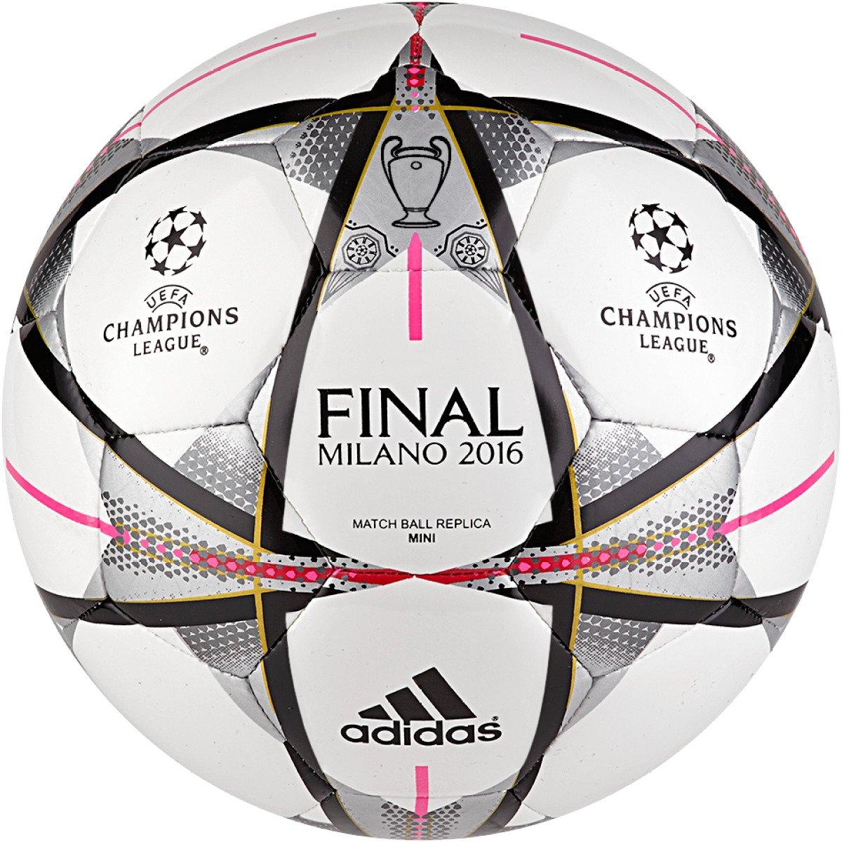adidas™ Finale Milano Mini Soccer Ball