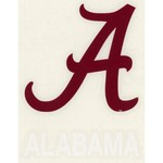 "Stockdale University of Alabama 4"" x 7"" Decals 2-Pack"
