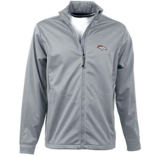Antigua Men's Denver Broncos Golf Jacket