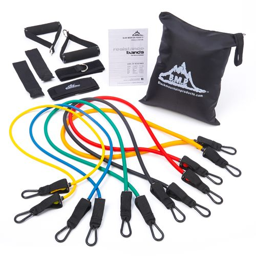 Black Mountain Safe-T Resistance Bands Set