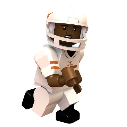 OYO Sports University of Texas Jamaal Charles Minifigure