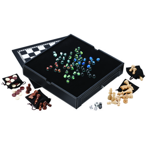 Mainstreet Classics Broadway 4-in-1 Game Set - view number 3
