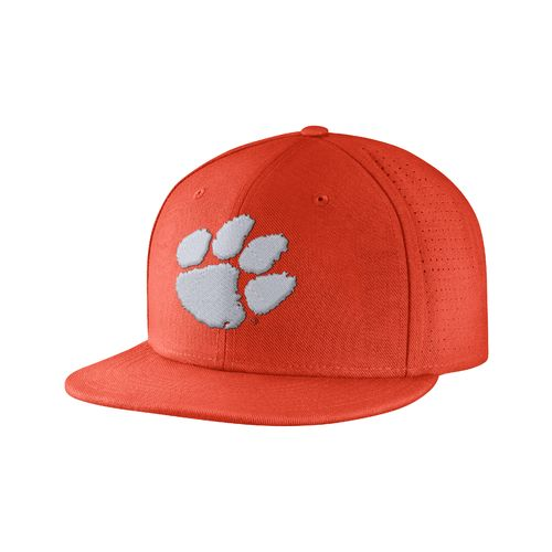Nike™ Men's Clemson University True Vapor Fitted Cap