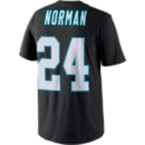 Nike Men's Carolina Panthers Josh Norman #24 All Purpose T-shirt